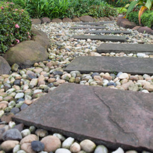 Stepping Stones and Stairs